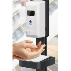 Dispensador Álcool Gel Automático v4
